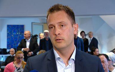 Marin Strmota, bivši državni tajnik u Ministarstvu demografije (Foto: Dnevnik.hr)