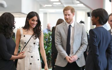 Meghan Markle, princ Harry (Foto: Getty Images)