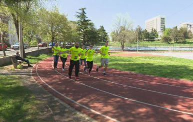 Za Wings for Life priprema se i studentski tim iz Rijeke (Foto: Dnevnik.hr)
