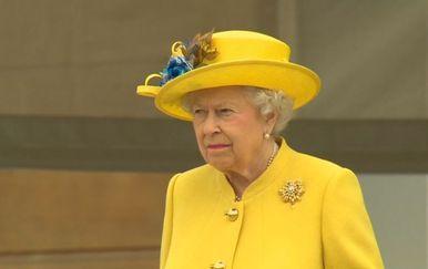 Britanska kraljica Elizabeta II. (Foto: Dnevnik.hr)