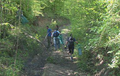 Zelena čistka u Ivancu (Foto: Dnevnik.hr)