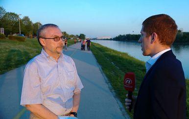 Klimatolog Mirko Orlić (Foto: Dnevnik.hr)