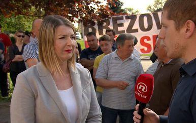 Stipe Antonijević i Zdravka Kozić (Foto: Dnevnik.hr) - 1