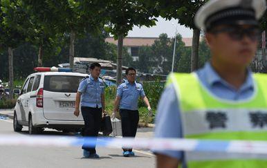 Kineska policija (Foto: AFP)
