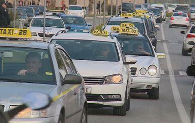 Izglasan novi taksi zakon (Foto: Dnevnik.hr) - 3