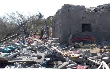 U napadima saudijske koalicije ubijeni deseci pobunjenih Hutija u Jemenu (Foto: AFP)