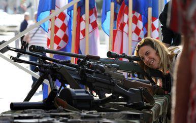 Proslava 27. obljetnice 4. gardijske brigade u Splitu (Foto: Ivo Cagalj/PIXSELL) - 5