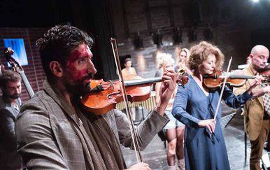 """Predstava \""""Proba orkestra\"""" u ZKM-u (Foto: ZKM)"""