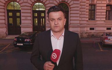 Novinar Andrija Jarak (Foto: Dnevnik.hr)