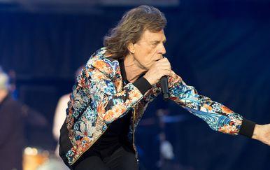 Mick Jagger (Foto: Pixsell)