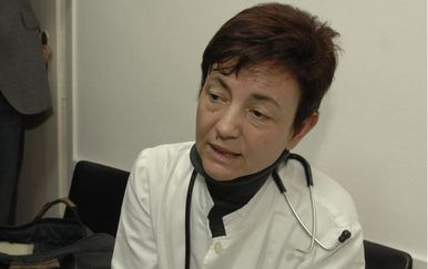 Dr. Jelena Roganović (Foto: Pixsell,Goran Kovačević)