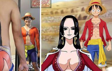 Genijalni kostimi (Foto: Facebook/Lowcostcosplay)