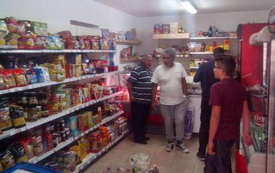 Trgovina na otoku Sestrunju (Foto: Facebook, Otok Sestrunj)