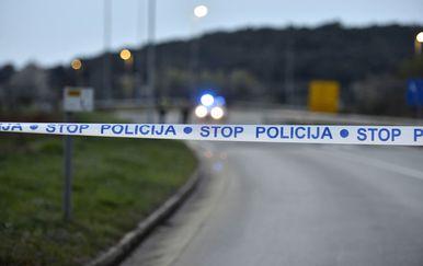 Policijski očevid (Foto: Dusko Marusic/PIXSELL)