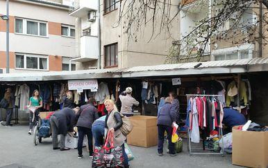 Otvoreni ormar dobio donaciju studenata Hrvatskog katoličkog sveučilišta(Foto: Facebook/Otvoreni ormar)
