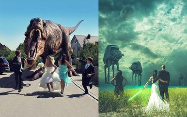Luda vjenčanja (Foto: izismile.com)