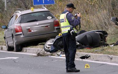 Policijski očevid (Foto/Arhiva: Tino Juric/PIXSELL)