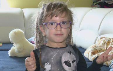 Djevojčica Lota (Foto: Dnevnik.hr)