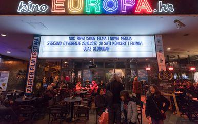 Kino Europa (Foto: Pixsell,Davor Puklavec)