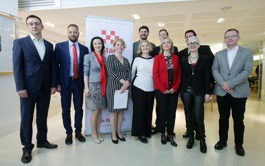 Start predstavio kandidate za EU izbore (Fot: Filip Kos/PIXSELL)