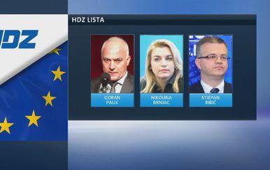 Kandidati HDZ-a na izborima za Europski parlament (Foto: Dnevnik.hr) - 4
