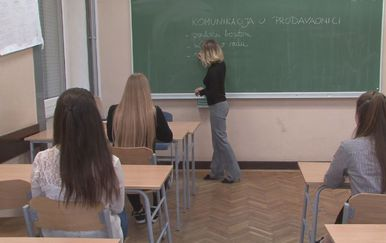 Učionica/Ilustracija (Foto: Dnevnik.hr)