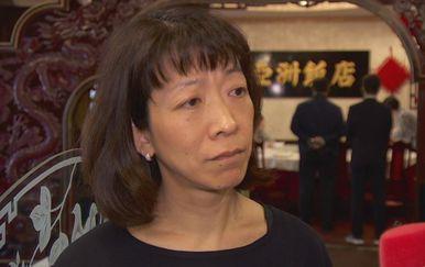 Vlasnica kineskog restorana Xiaotong Chen Li (Foto: Dnevnik.hr)