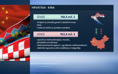 Zid o Kinezima (Video: Dnevnik Nove TV)