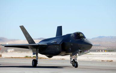 F35, ilustracija (Foto: AFP)