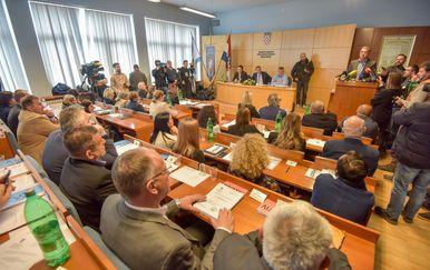 Milinovićeva stranka srušila kvorum (Foto: Dino Stanin/PIXSELL)