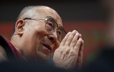 Dalaj-lama (Foto: AFP)