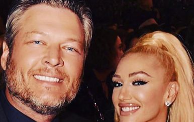 Gwen Stefani i Blake Shelton (Foto: Instagram)