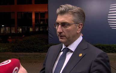 Andrej Plenković o Brexitu (Foto: Dnevnik.hr)
