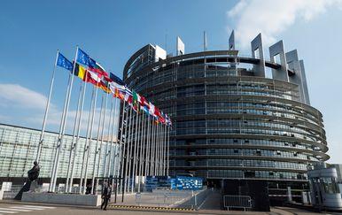 Europski parlament, ilustracija (Foto: AFP)