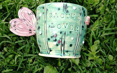 Brend Total Art iz Istre izrađuje unikatnu keramiku, a najveći hit su kaktus šalice - 10