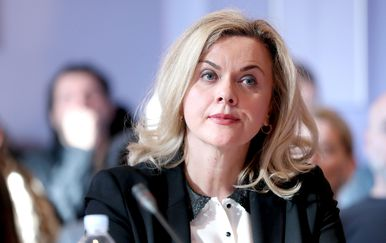 Željana Zovko (Foto: Igor Kralj/PIXSELL)