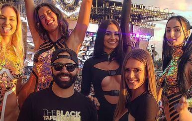 Coachella (Foto: Instagram)