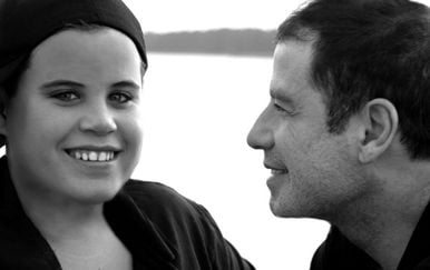 Jett i John Travolta (Foto: Profimedia)