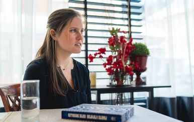 Katherine Arden (Foto: Sandro Sklepić)