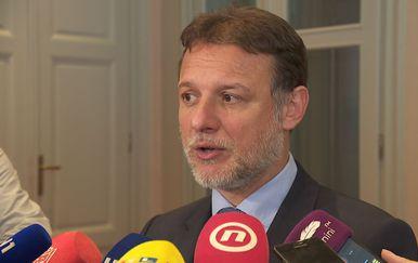 Gordan Jandroković o Milijanu Brkiću (Foto: Dnevnik.hr)