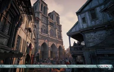 Assasin\'s Creed Unity