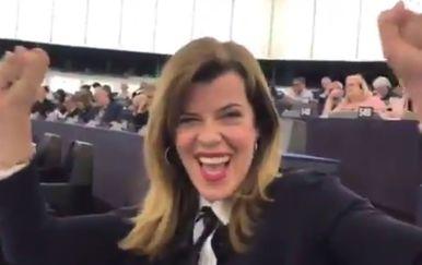 Biljana Borzan (Foto: Twitter)