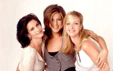 Lisa Kudrow, Courteney Cox, Jennifer Aniston (Foto: Profimedia)