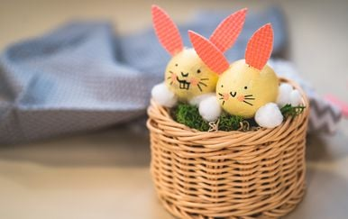 Preslatki uskrsni zečevi u nekoliko koraka