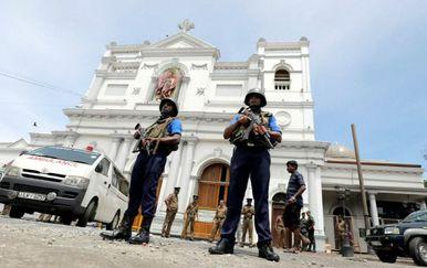 Eksplozije u crkvama i hotelima Šri Lanki (Foto: Screenshot/Reuters) - 5