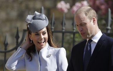 Princ William i Kate (Foto: AFP)