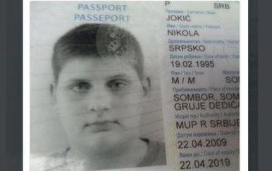 Putovnica Nikole Jokića (Foto: Twitter/Yugobasket)