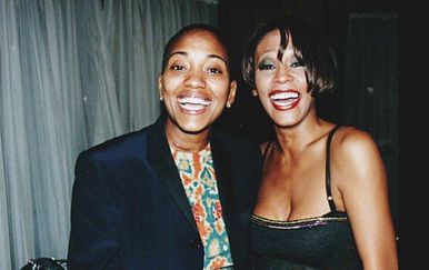 Whitney Houston i Robyn Crawford (Foto: Profimedia)