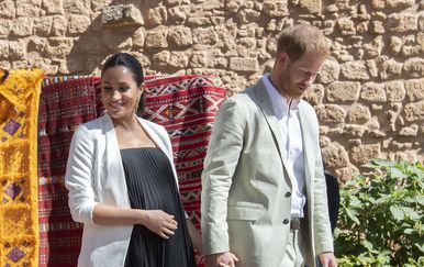 Meghan Markle i princ Harry (Foto: Getty Images)
