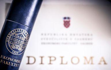 Diploma, ilustracija (Foto: Igor Soban/PIXSELL)
